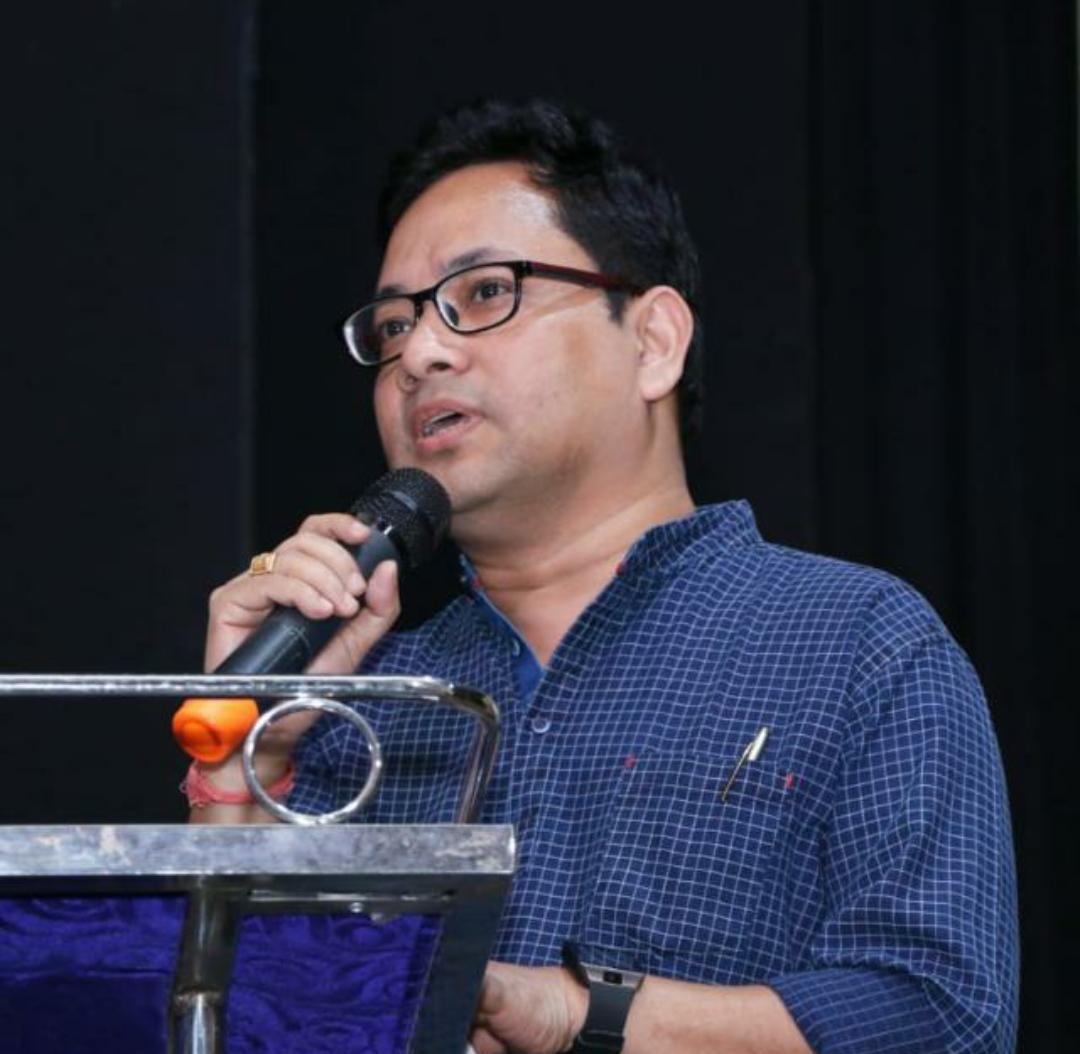 Dr Dhiresh Chowdhury